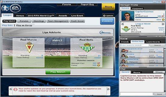 Fifa online - Juegos Fútbol y videojuegos - Foro del Real Madrid