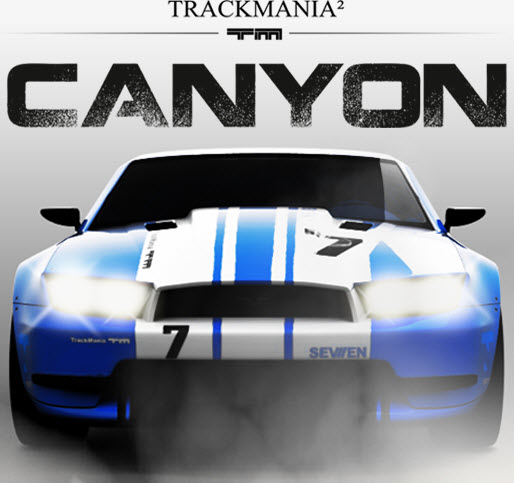 Trackmania Canyon Trackmania-2-Canyon