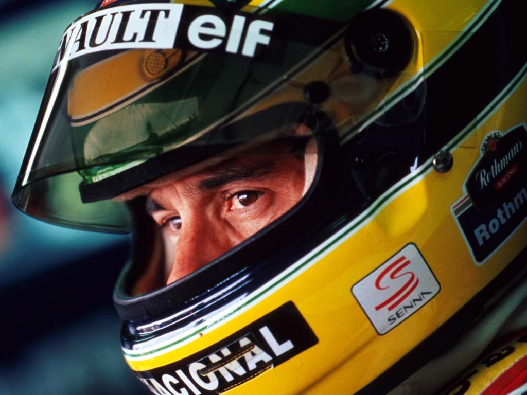 Ayrton Senna Por Siempre Recordado En Los Videojuegos