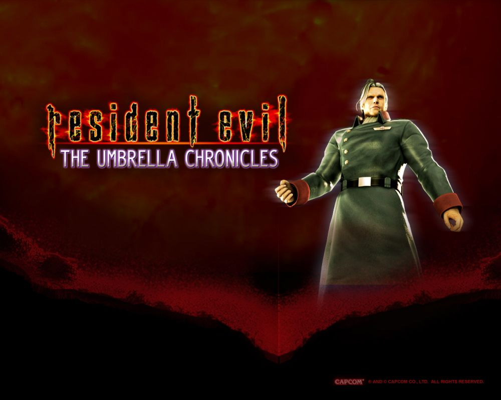 Resident Evil: Umbrella Chronicles Screenshots, Pictures