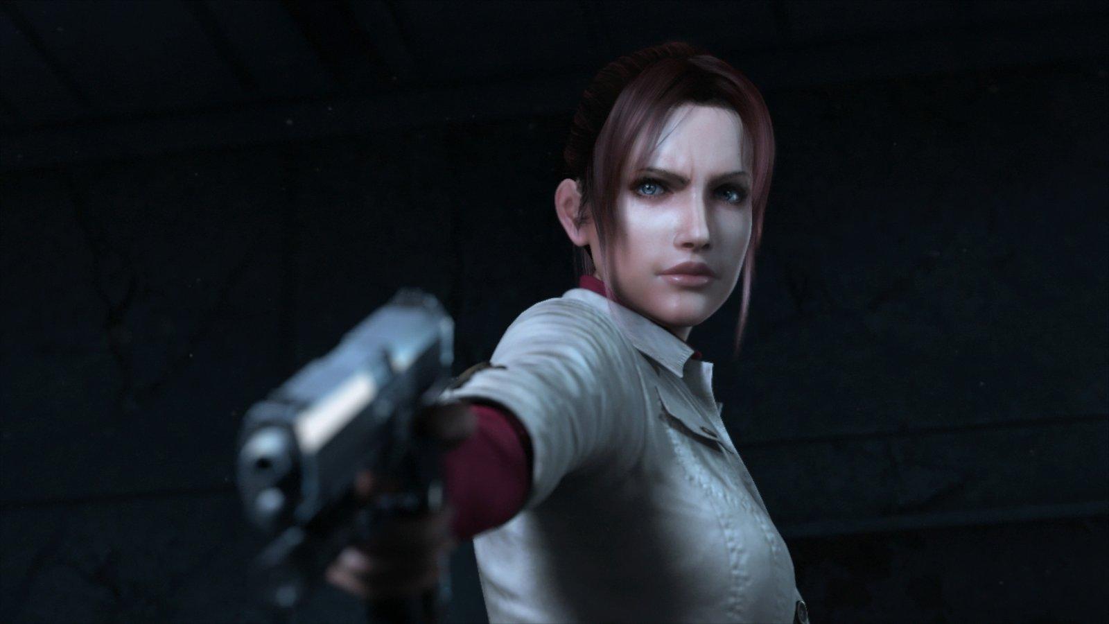Resident Evil película CGI