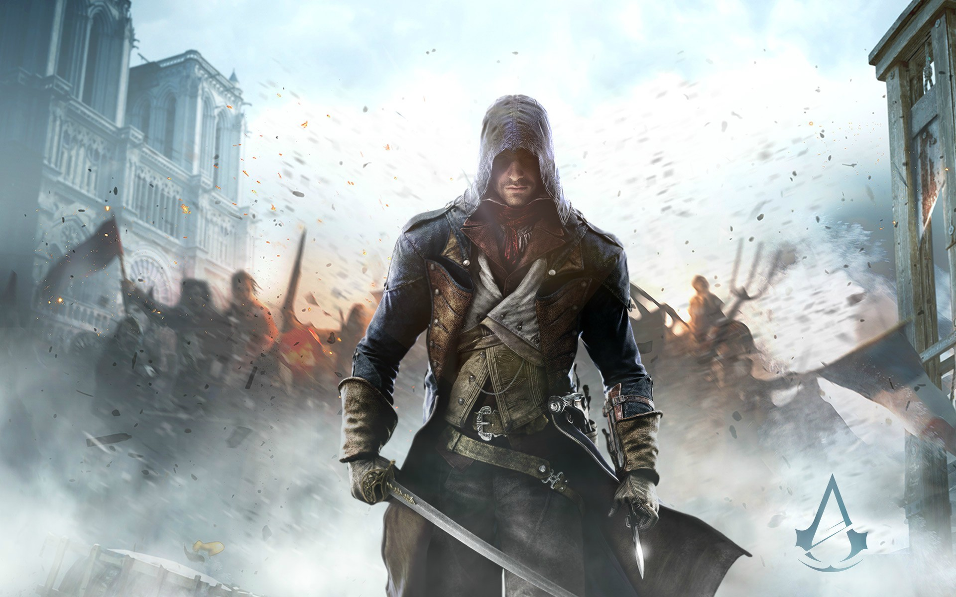 Assassin's Creed: Unity - La reseña - GAMERFOCUS