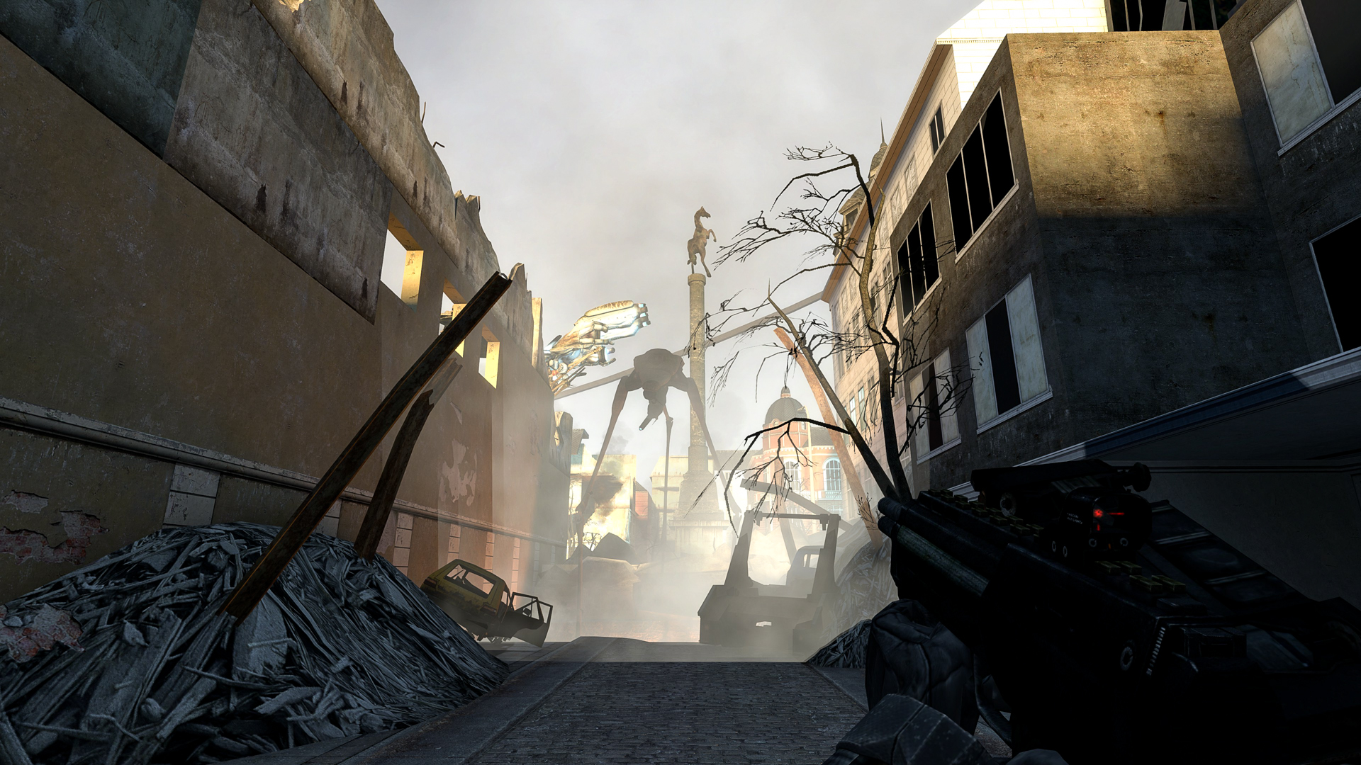 Half-Life 2: Update Is Now Available on Linux - Video and