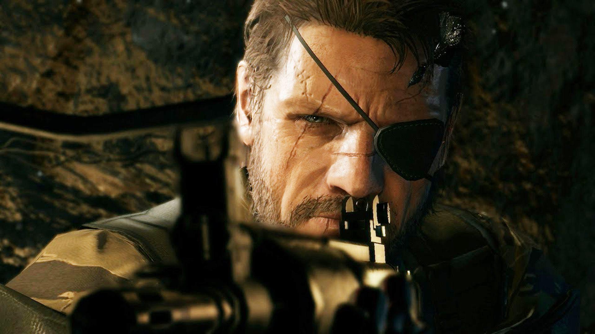 Así Se Juega Metal Gear Solid V The Phantom Pain