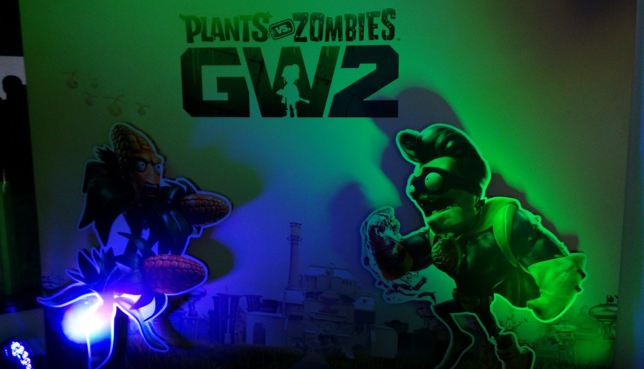 Ea Present Plants Vs Zombies Garden Warfare 2 En Colombia Gamerfocus