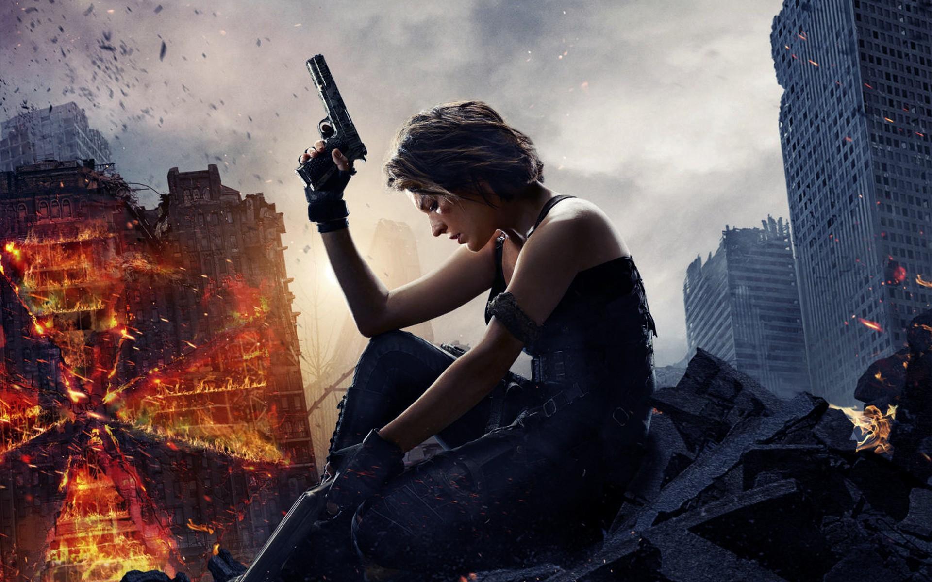 Se Presenta Nuevo Teaser De Resident Evil The Final Chapter