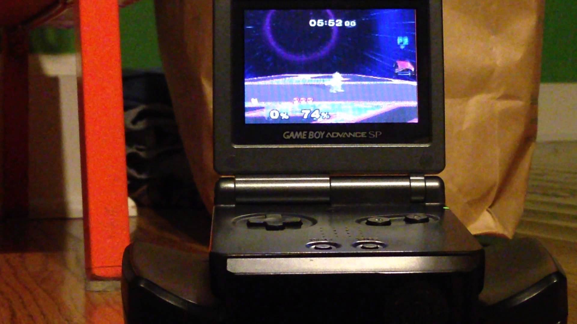how to connect gameboy advance to dolphin