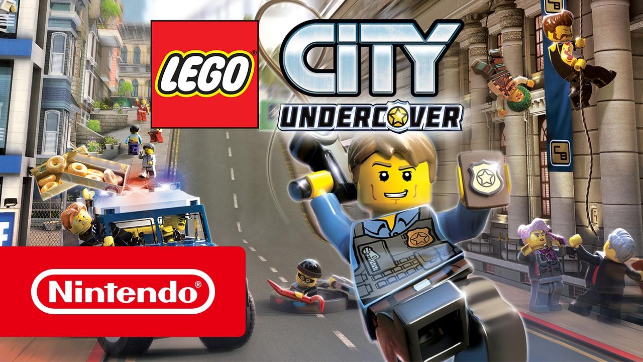 LEGO City Undercover no carga significativamente más ...