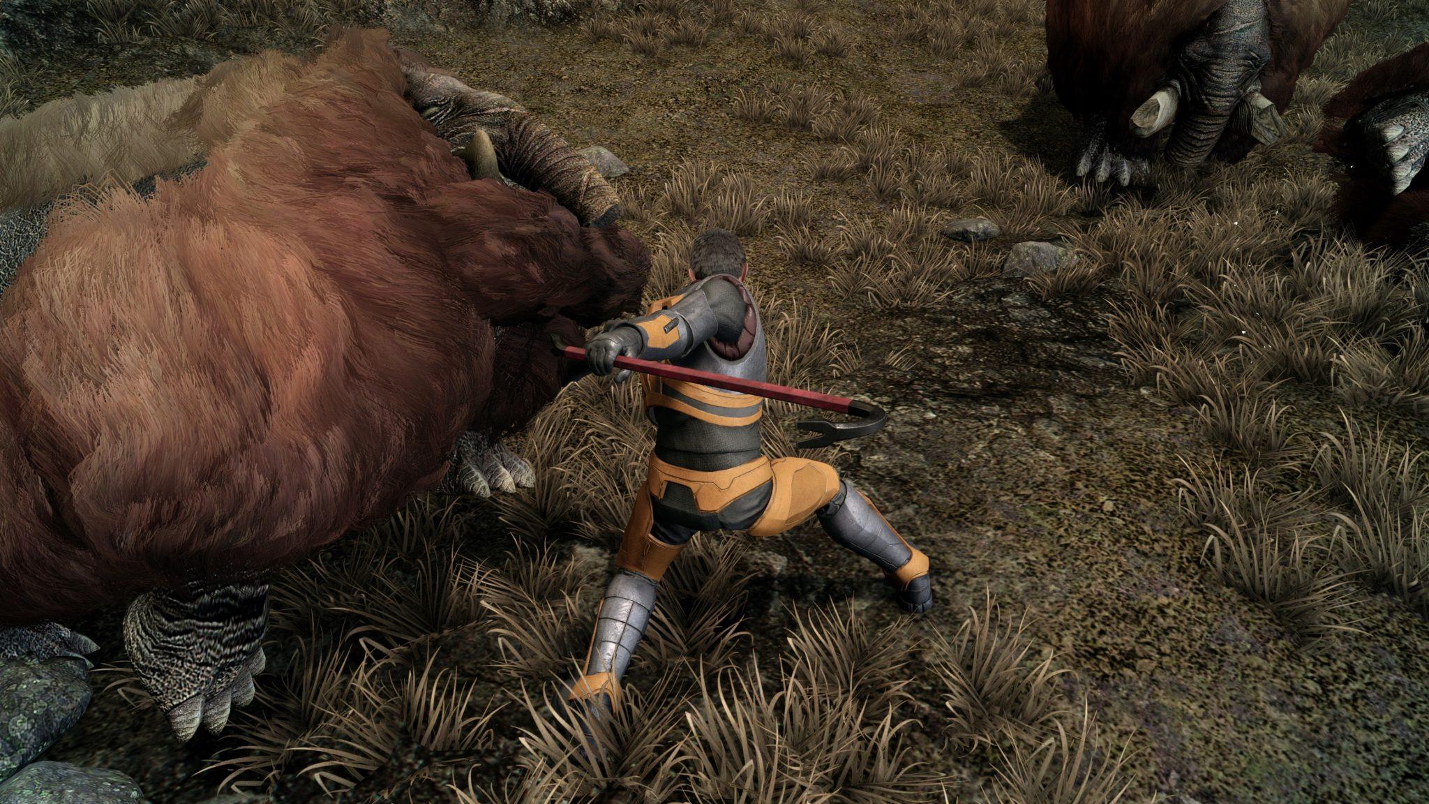 Final Fantasy XV tendrá una colaboración con Half-Life