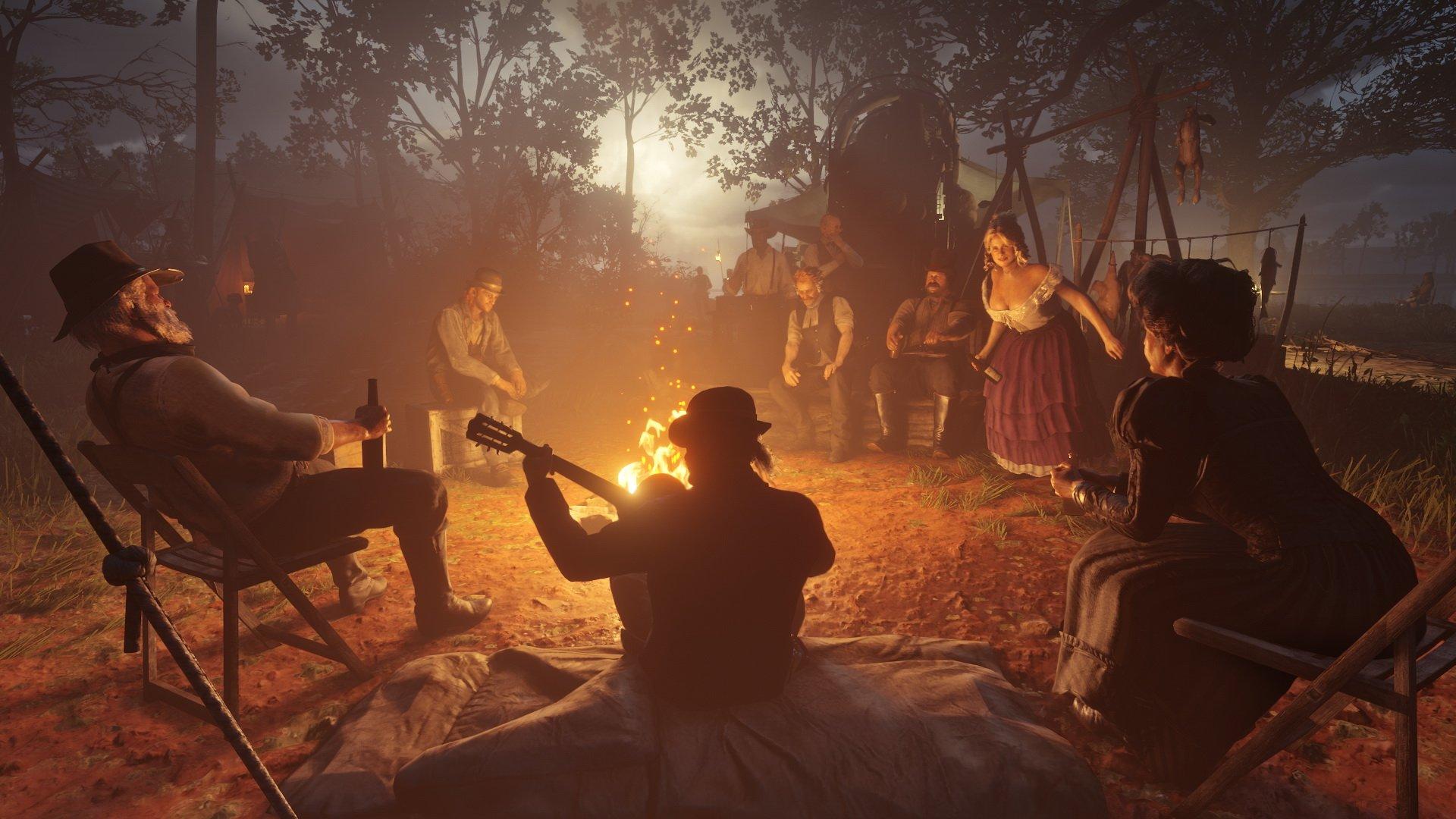 Hagan Espacio Para Red Dead Redemption 2 En Sus Discos Duros