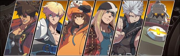 Guilty Gear Strive Segunda beta abierta personajes anji mito Guilty Gear Strive Guía I-no guilty gear Strive