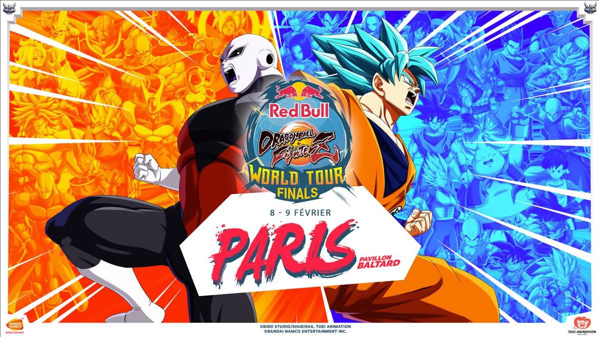 Resultados del Dragon Ball FighterZ World Tour