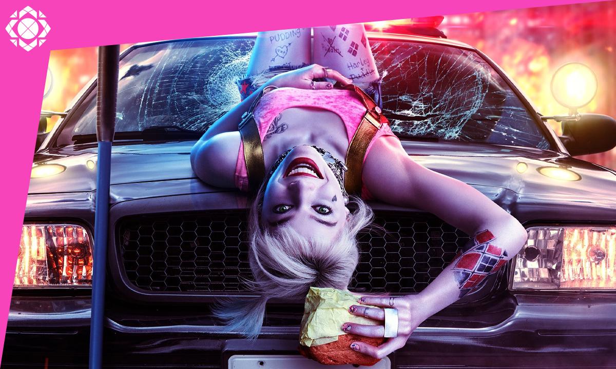 Harley Quinn y las Aves de Presa