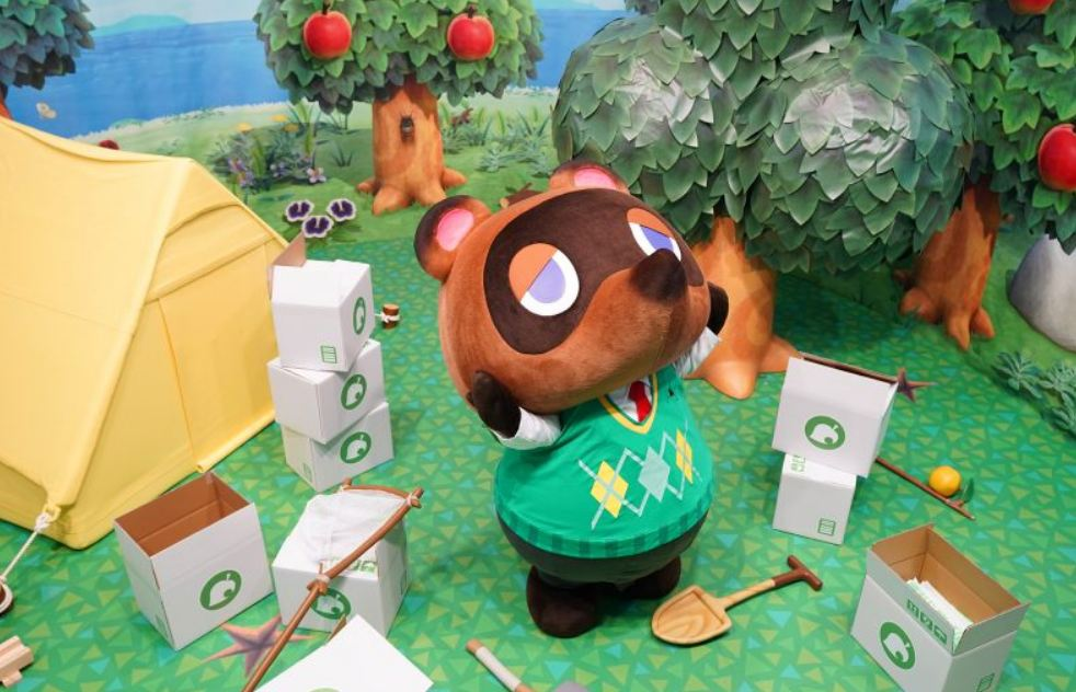 Animal Crossing: New Horizons crear islas