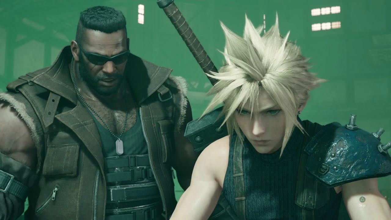Final Fantasy VII Remake lanzamiento