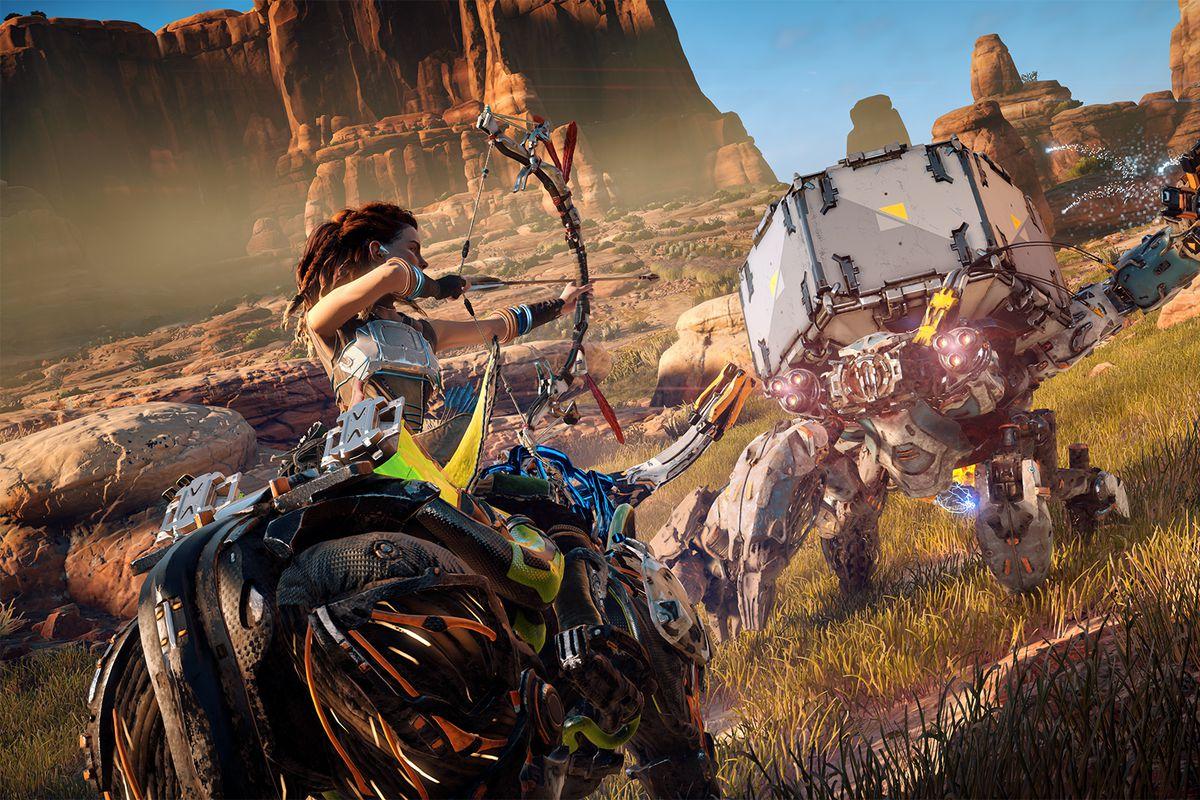 Es oficial: 'Horizon: Zero Dawn' ya no es exclusiva de PS4