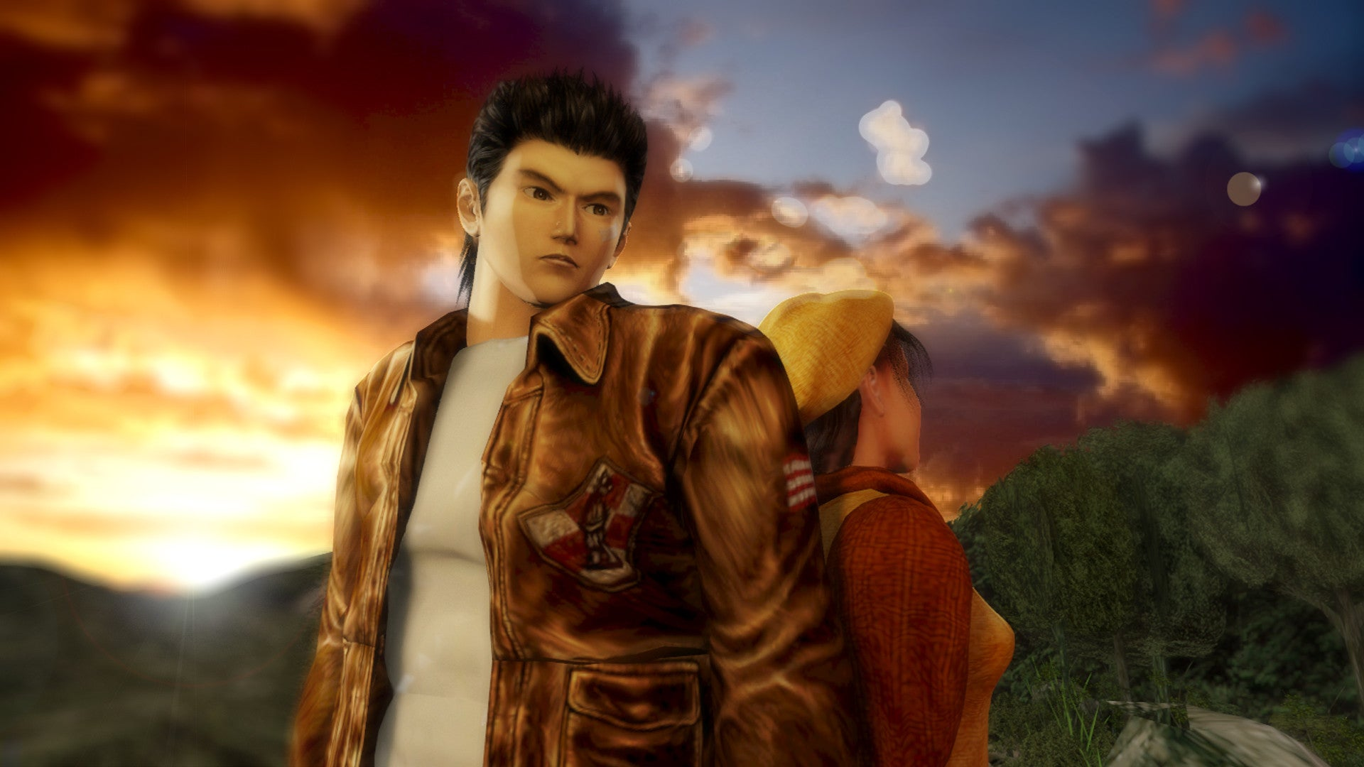 Shenmue Xbox Game Pass