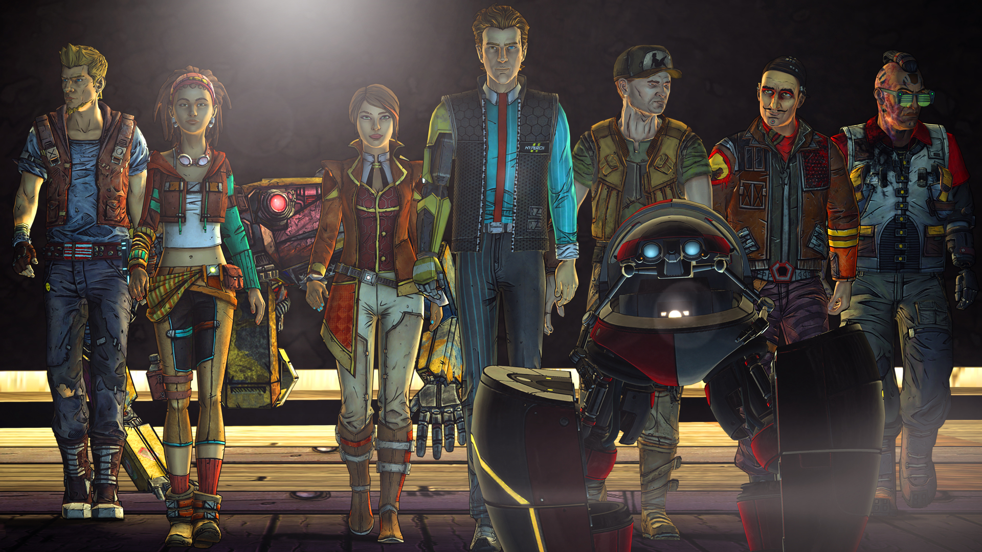 Tales from the Borderlands Redux
