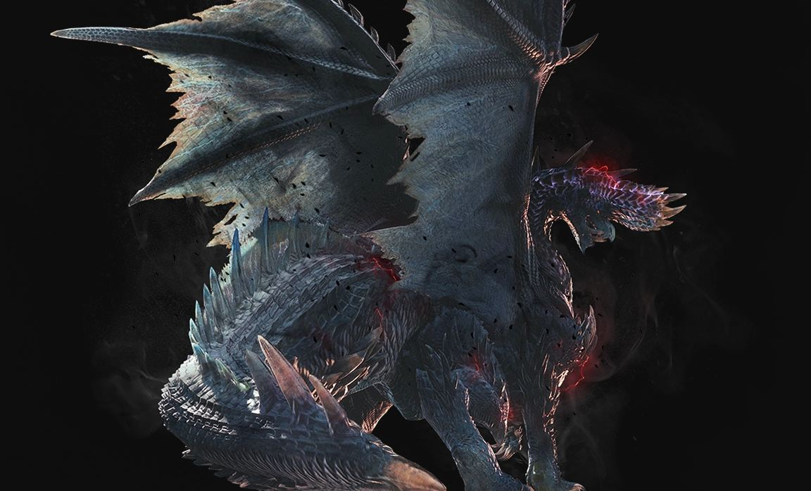 Alatreon Monster Hunter World: Iceborne
