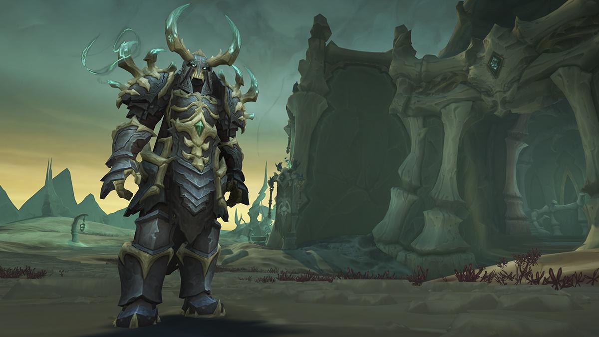 Wow: Shadowlands alfa