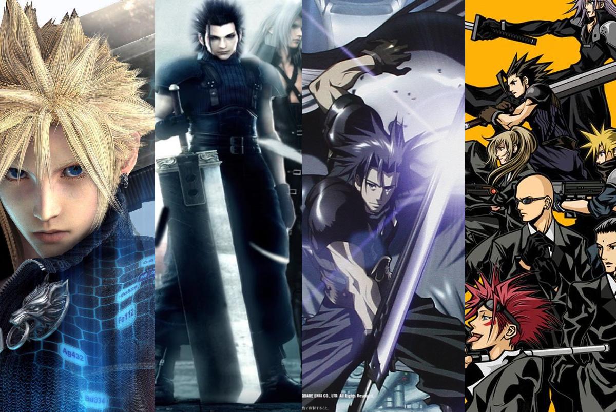 Final Fantasy VII spin-off