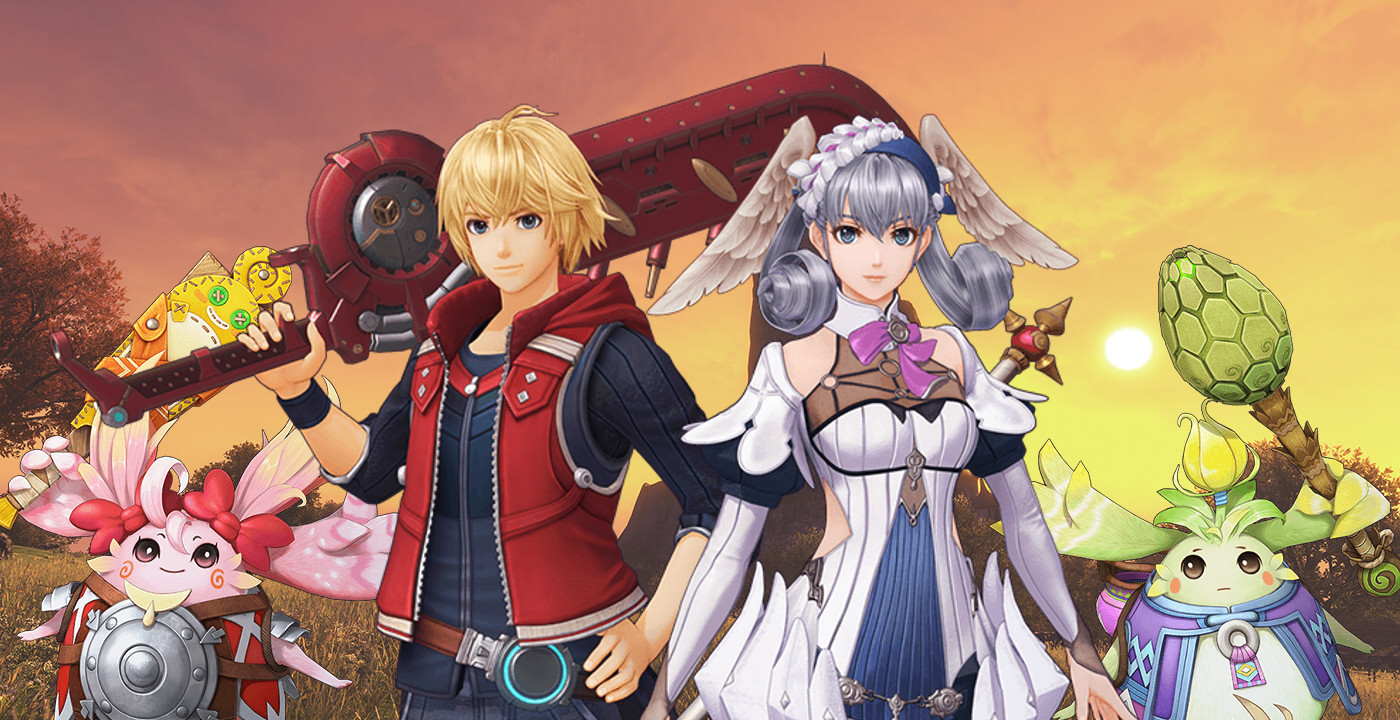 Xenoblade Chronicles Future Connected