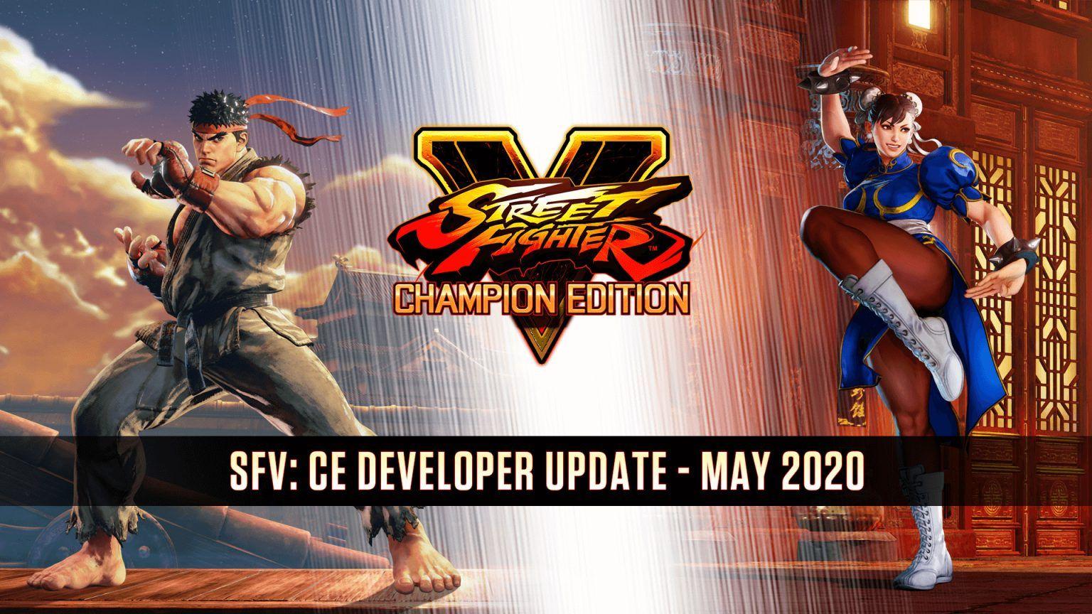 Street Fighter V Temporada V