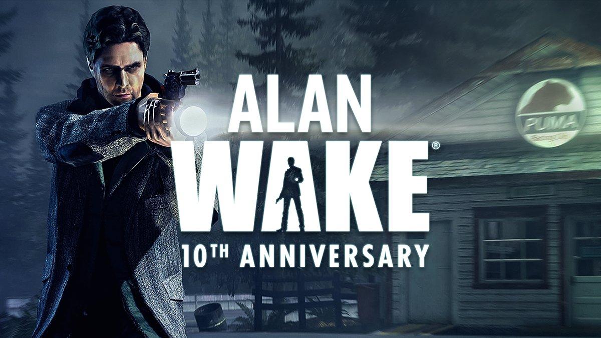 Alan Wake Xbox Game Pass