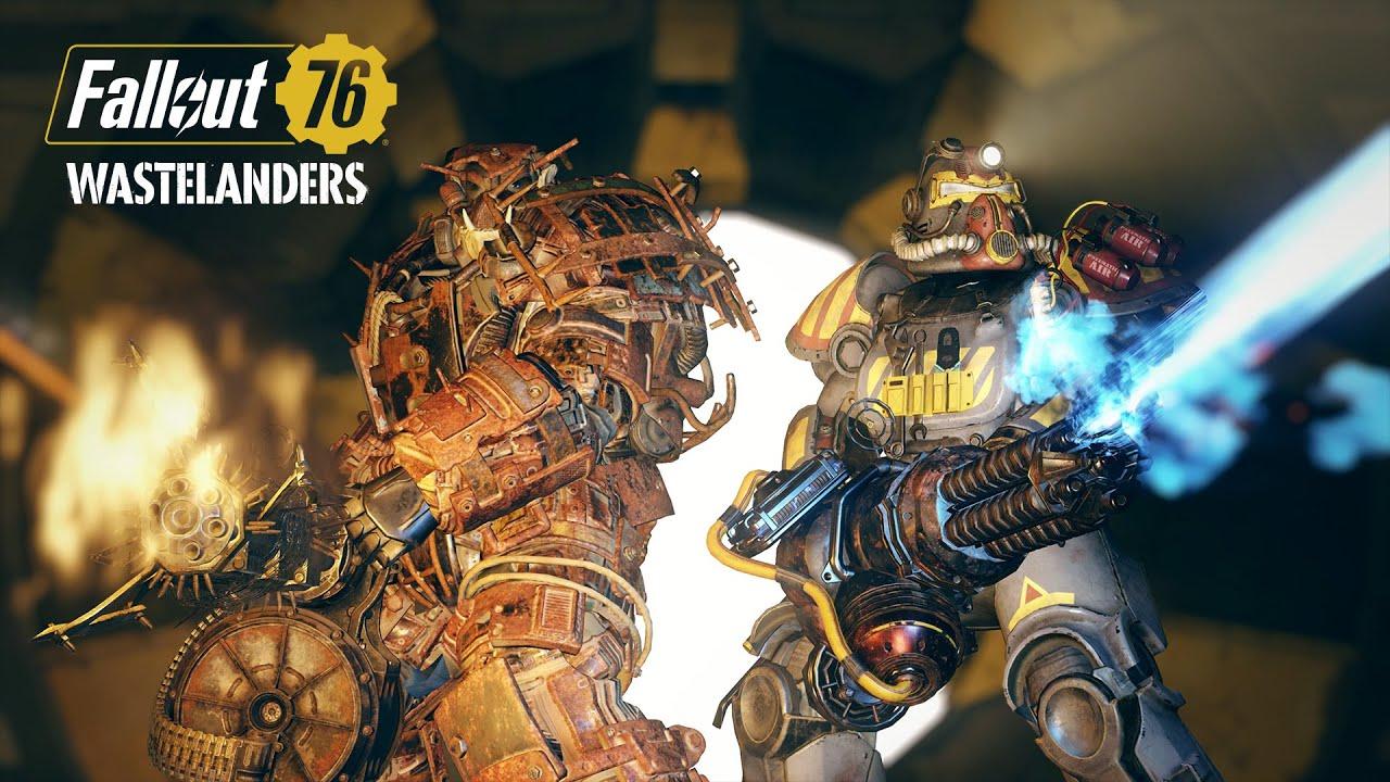 Fallout 76 Wastelanders gratis