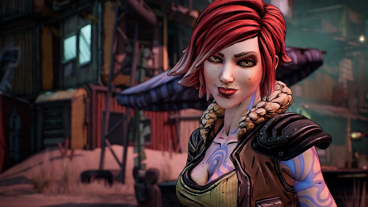 película borderlands lilith