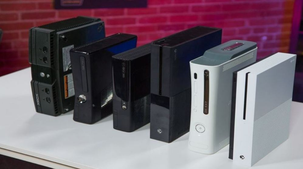 Xbox consolas