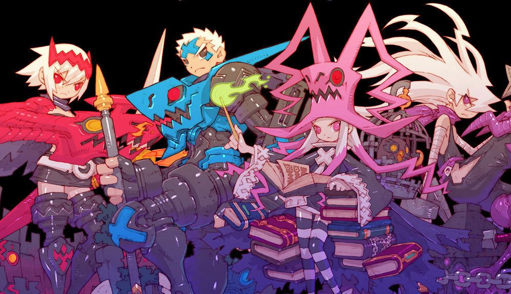 Dragon Marked for Death PS4