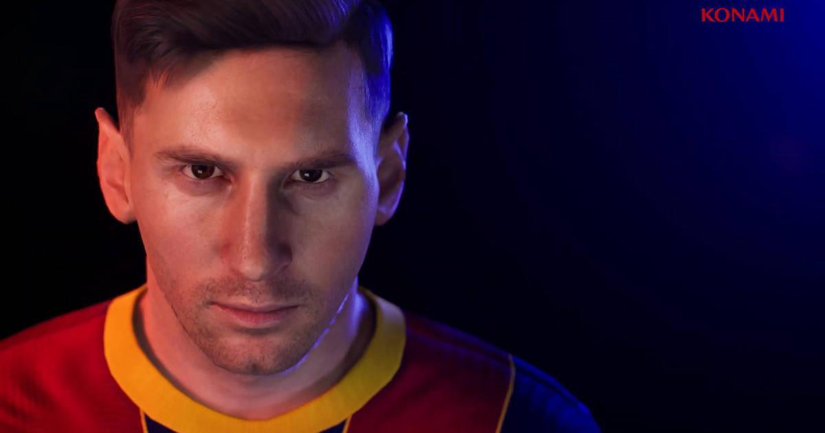 Konami revela la fecha de lanzamiento de eFootball PES 2021