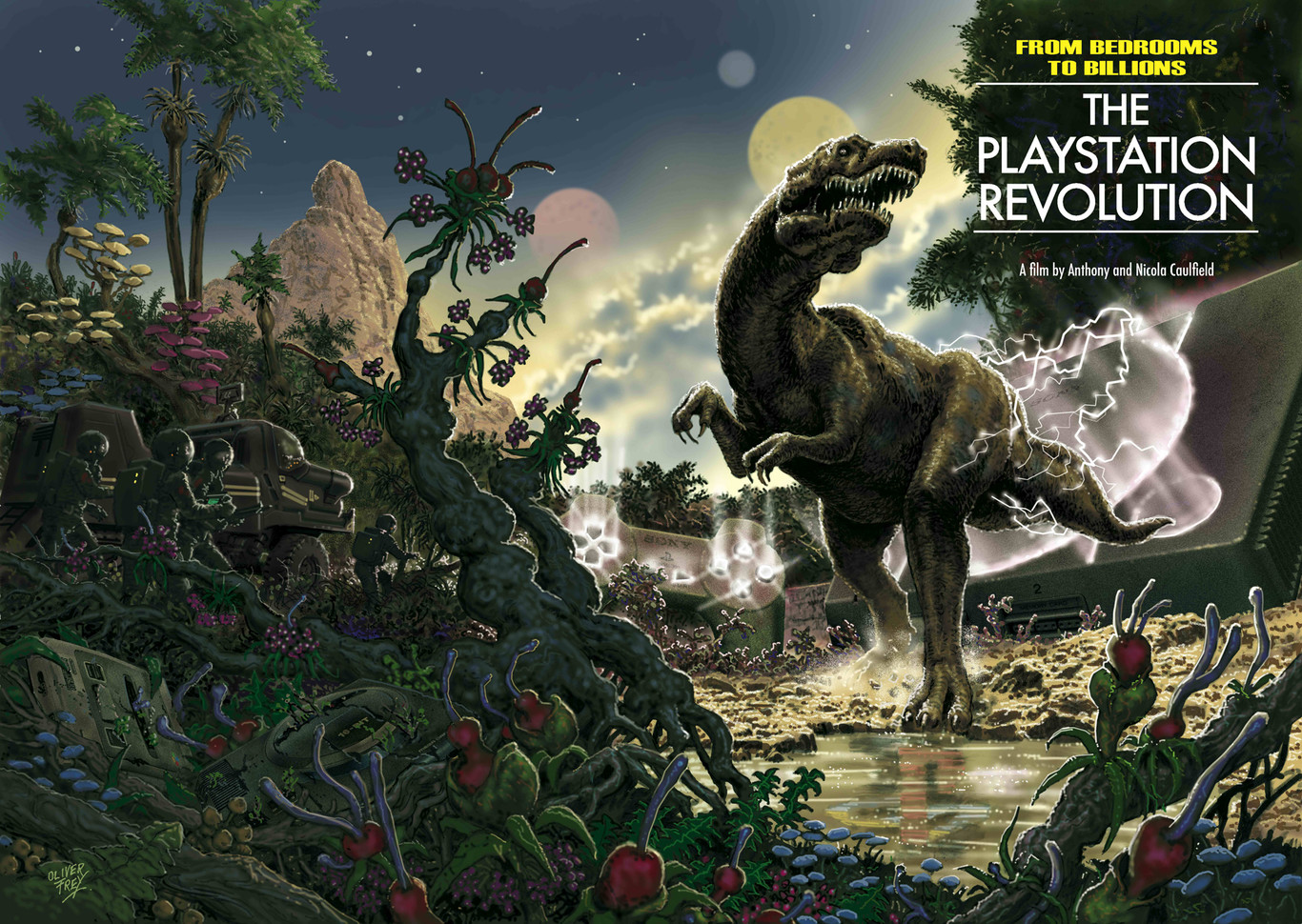 Un documental de PlayStation, con entrevistas a personalidades, se estrena en septiembre