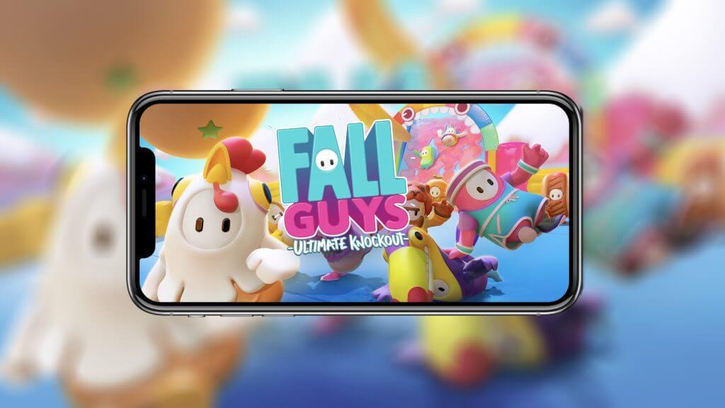 Fall Guys móvil