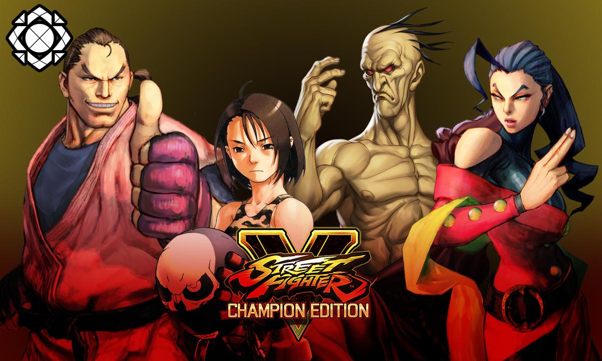 street Fighter V quinta temporada