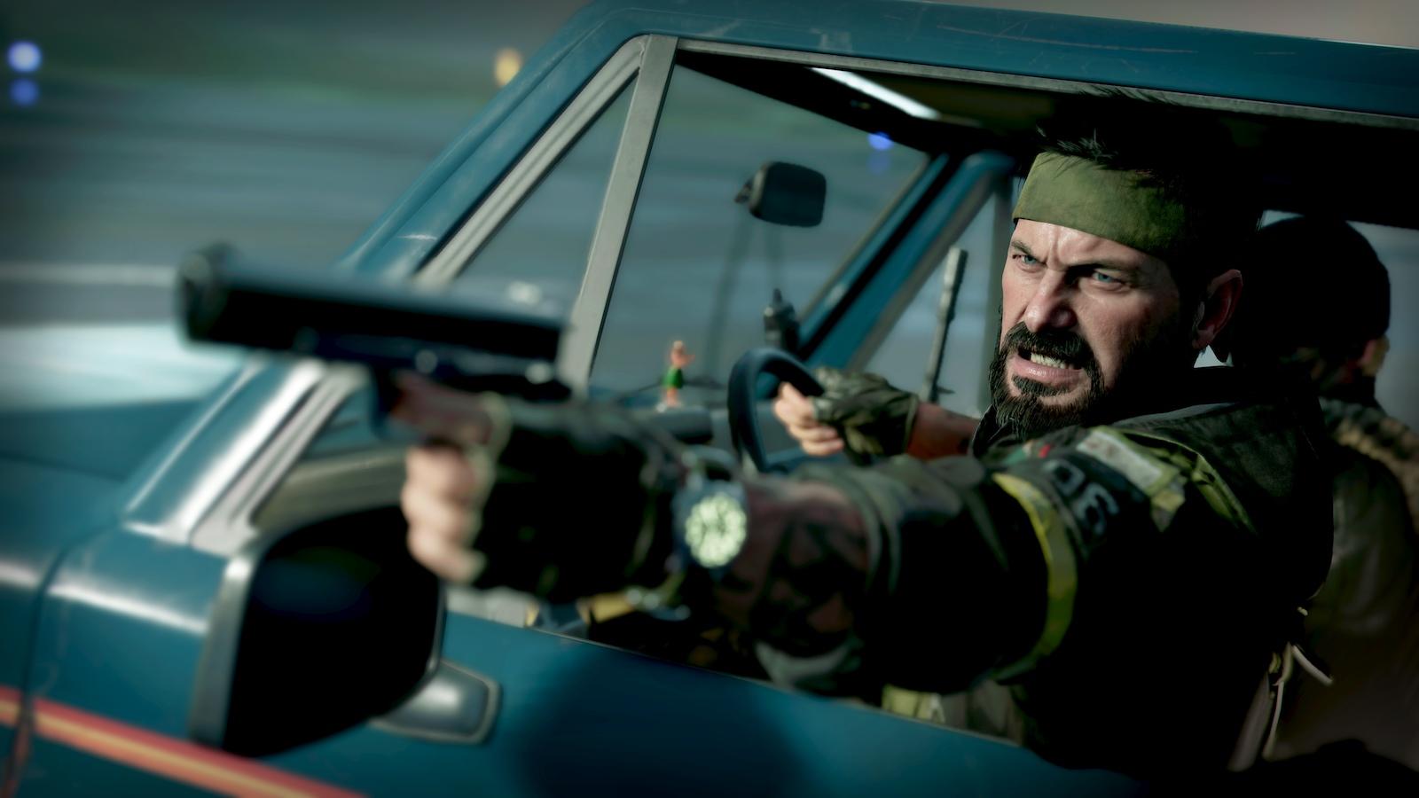 Black Ops Cold War versiones