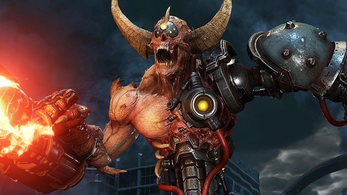 Doom Eternal PS5 xbox Series X