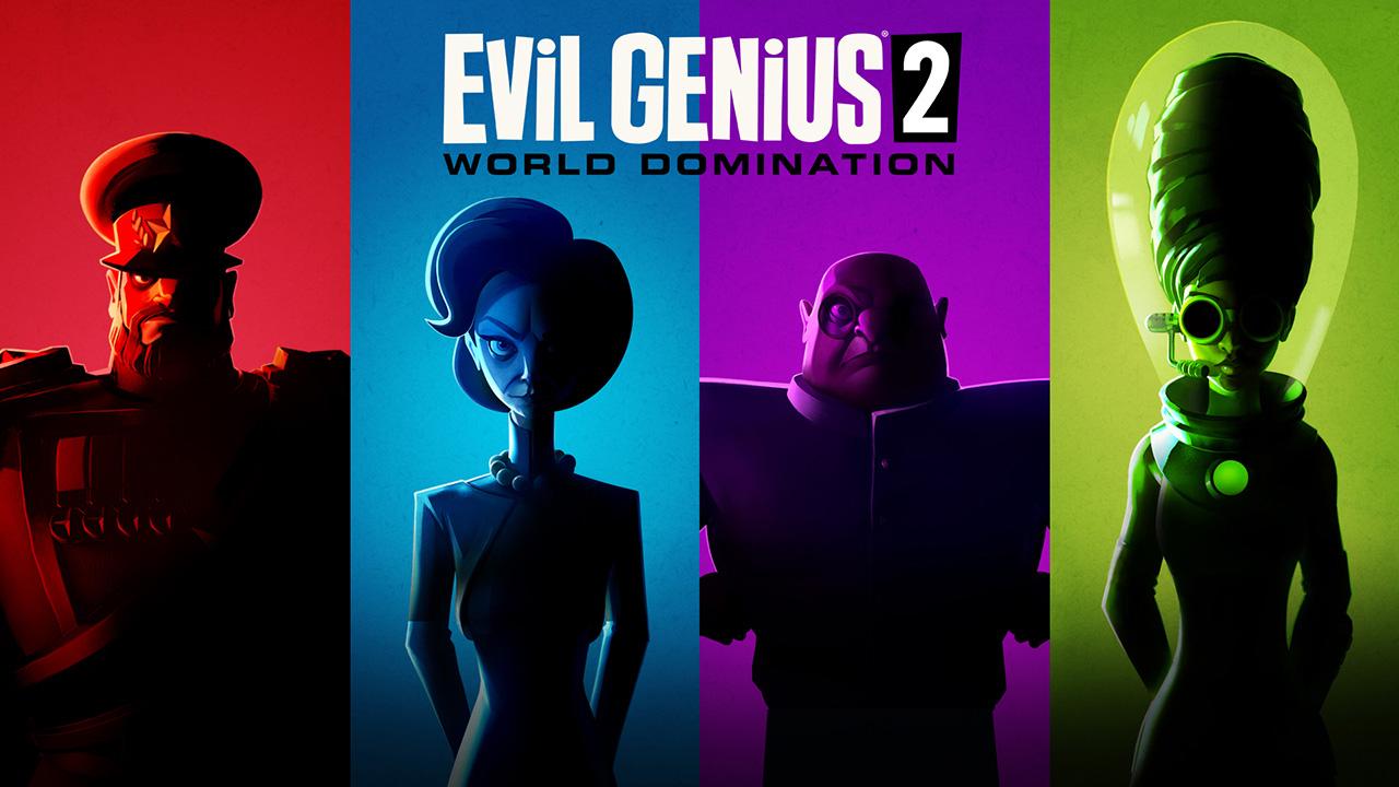 Evil Genius 2: World Domination sufre un retraso hasta el 2021