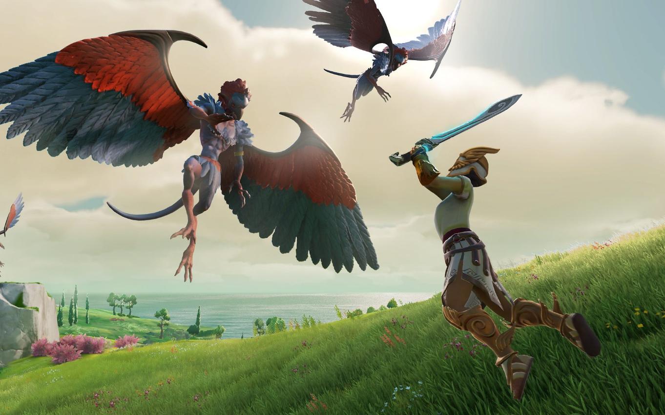 Gods & Monsters Immortals: Fenyx Rising
