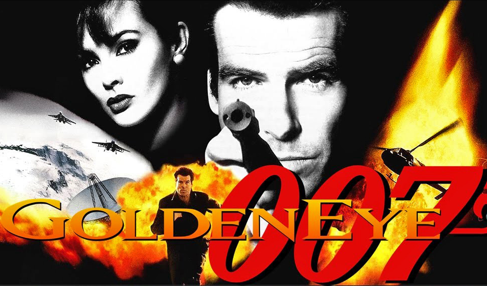 GoldenEye 007 remake