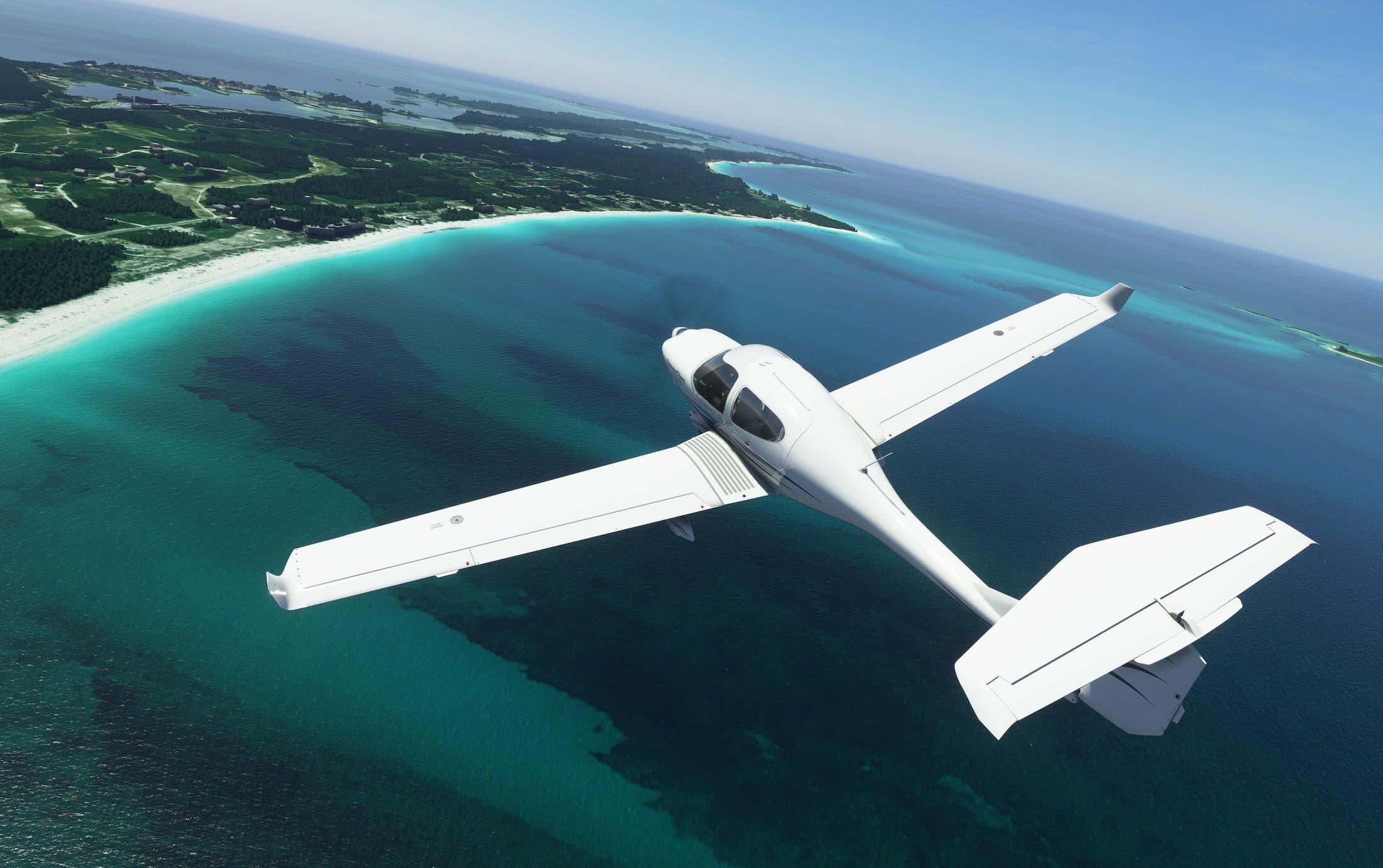 Xbox Game Pass Agosto Flight Simulator