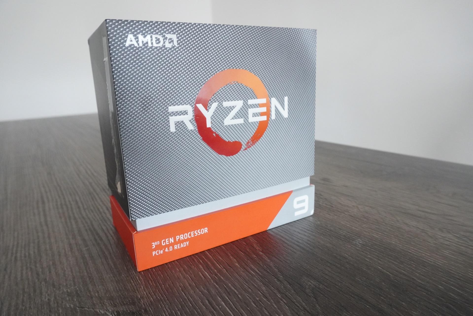 Ryzen 9 3900XT análisis
