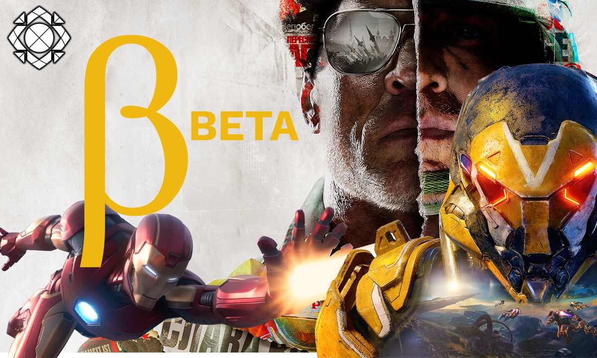 Betas videojuegos