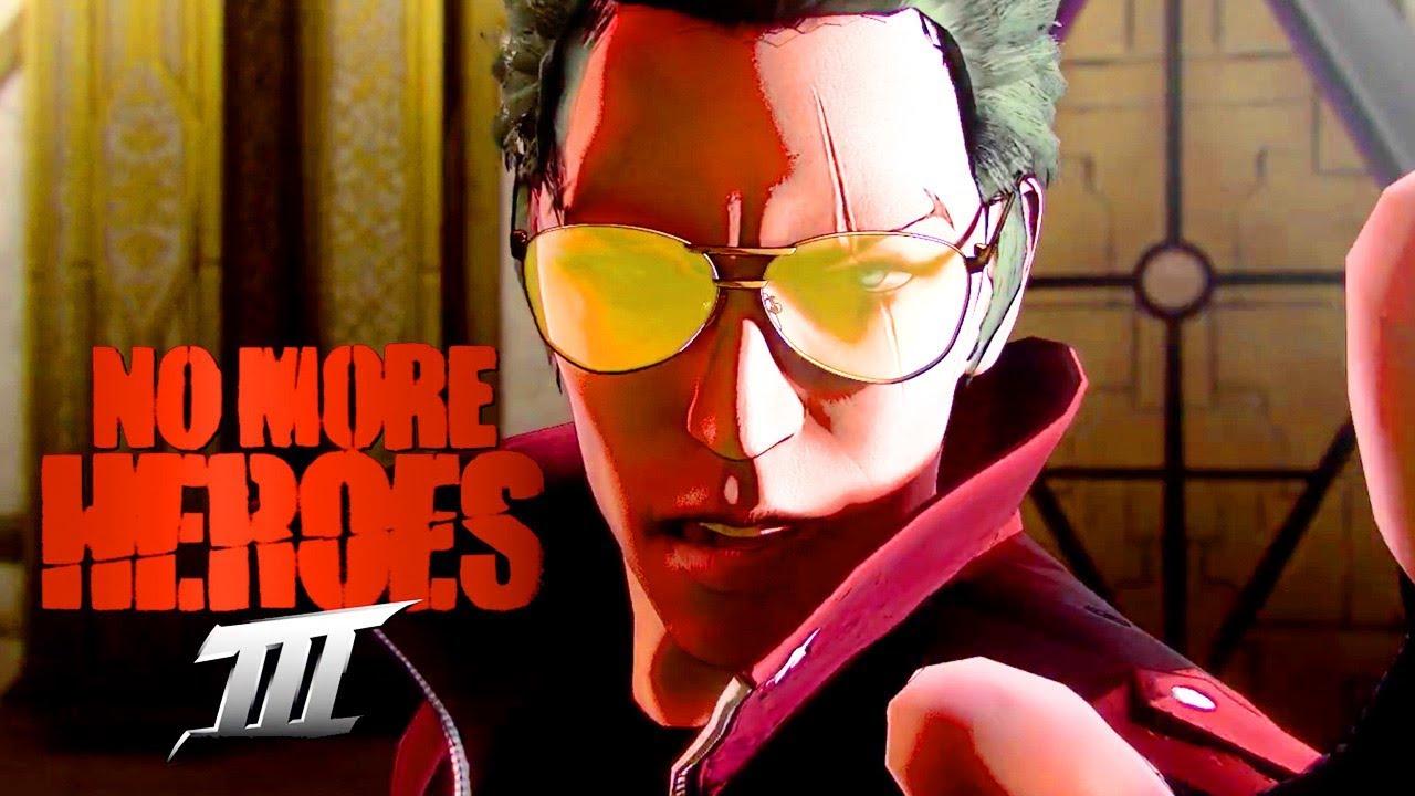 No More Heroes 3: la fecha de lanzamiento ha sido aplazada