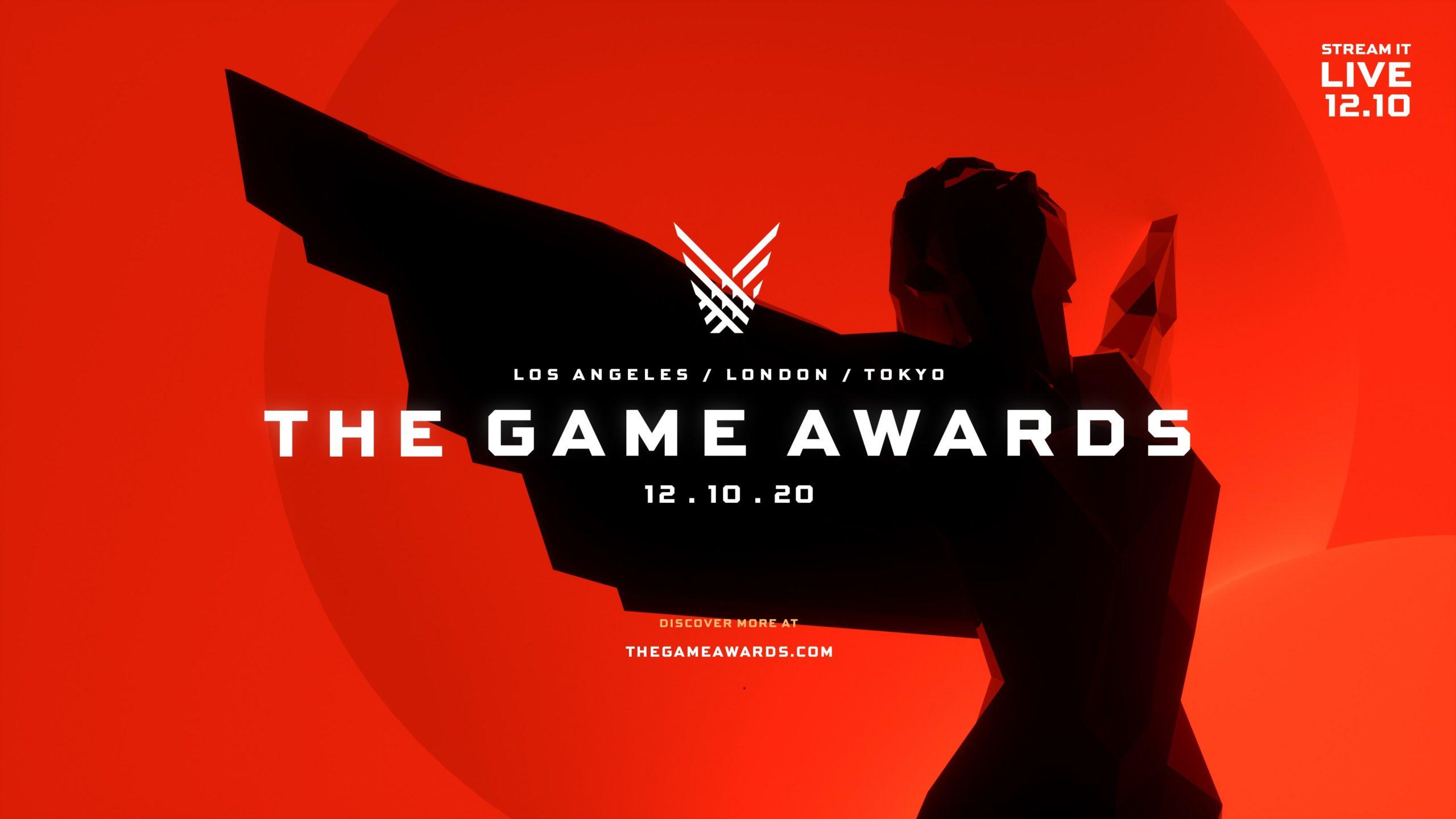 La ceremonia de The Game Awards 2020 se llevará a cabo de forma virtual