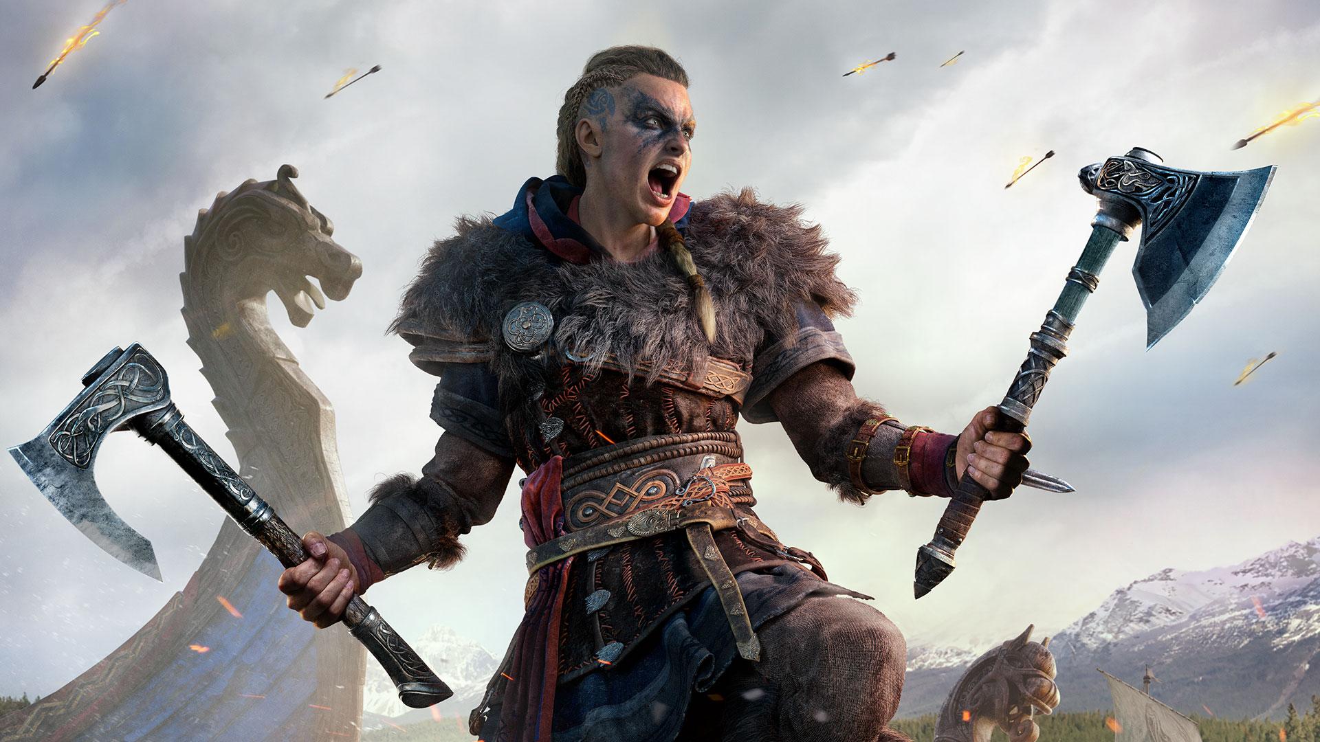 Assassin's Creed Valhalla fecha