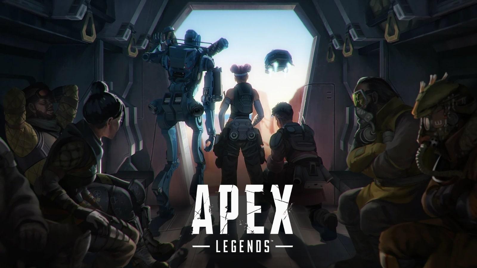 Apex Legends se atrasa hasta el 2021 — Nintendo Switch