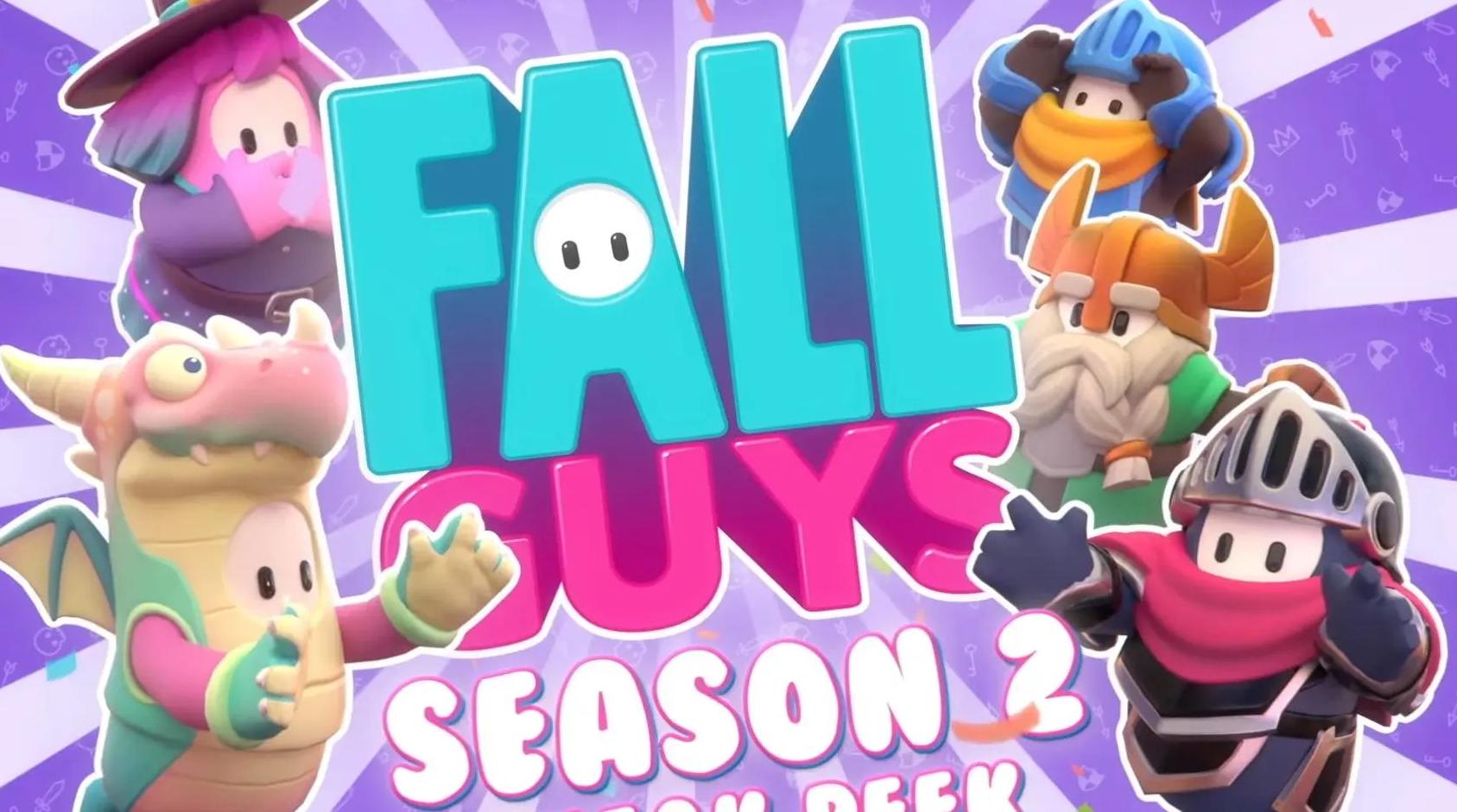 Fall Guys temporada 2 fecha