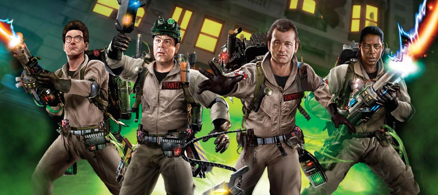Juegos gratis Epic Games Store Ghostbusters blair witch